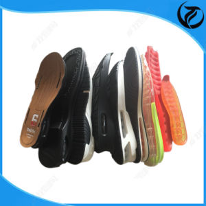 TPU Sports Shoes Soles Transparent Air Cushion Soles pictures & photos