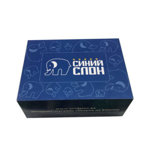 High Quality Printed Paper Packaging Carton Box pictures & photos