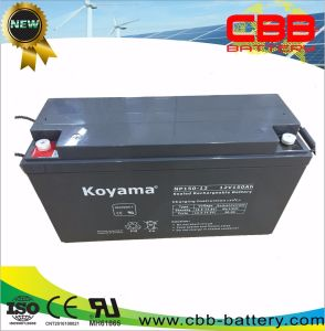 Np150-12 12V 150ah UPS AGM Battery for Toy pictures & photos