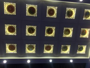 Metal Ceiling Aluminum Clip-in Ceiling Panel Suspended Ceiling Double-Deck Ceiling pictures & photos