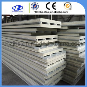 Fireproof PU Sandwich Panel Price pictures & photos