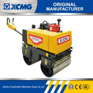 Used Heavy Equipment Parts Xmr083 Light Vibratory Double Road Rollers pictures & photos