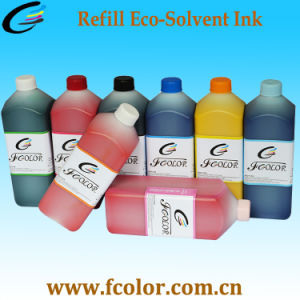 Quality Refill Eco-Solvent Ink for Epson GS6000 Printer Inks pictures & photos