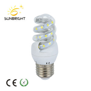 Good Quality 5-40W E27e14 Full Spiral LED Bulbs pictures & photos