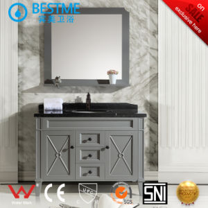 New Product Solid Wood Bathroom Cabinet (BY-X7094) pictures & photos