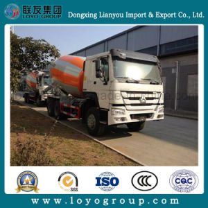 Hot Sell Sinotruk HOWO 371HP 6X4 Concrete Mixer Truck pictures & photos