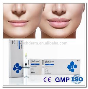 High Quality Injectable Hyaluronic Acid Dermal Filler (Derm 2.0Ml) pictures & photos