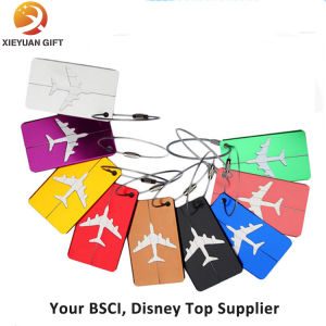 Rubber Material and Tag Type Custom Logo Bulk Luggage Tags pictures & photos