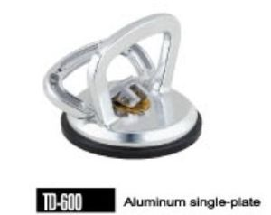 Aluminum Single -Plate Glass Suction Td-600 pictures & photos