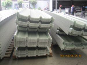 FRP Corrugated Roofing Profile, Fiberglass Sunlight Tile pictures & photos