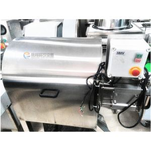 Automatic Fruit and Vegetable Dicing Machine, Potato Pineapple Cube Cutter pictures & photos
