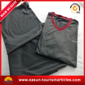 Couples Pajamas for Summer Family Hotel Airline Pyjama pictures & photos