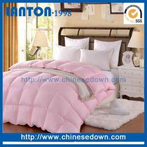 3cm Strip Sateen Faric Down Comforter Hotel Duvet Cover Set pictures & photos