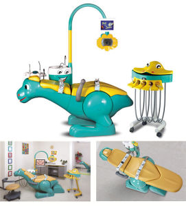 FDA Approved Dental Unit for Kids Pediactric Dental Chair pictures & photos