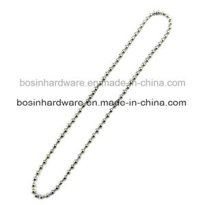 Vertical Blind 4.5mm Stainless Steel Ball Chain 6mm Space pictures & photos