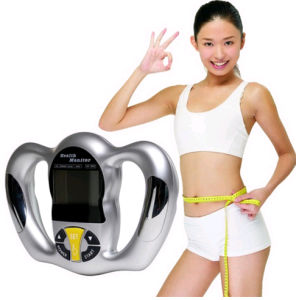 Modern Excellent Quality Mini Digital LCD Portable Digital Handheld Body Mass Index BMI Meter Health Fat Analyzer Monitor pictures & photos