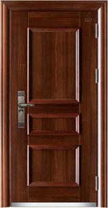 90mm New Technology Steel Door pictures & photos