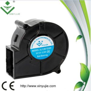 Xj7530 75mm 24V High Output High Power DC Blower Fan pictures & photos