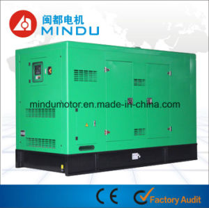 220kVA Diesel Generator with Low Fuel Consumption