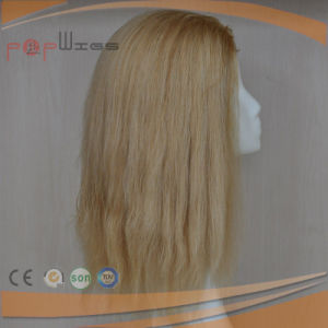 Blonde Lace Front Medical Wig (PPG-l-01830) pictures & photos