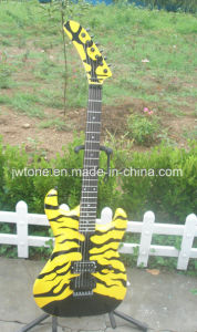 Stencil Plate Body Top OEM Quality Popular Electric Guitar pictures & photos