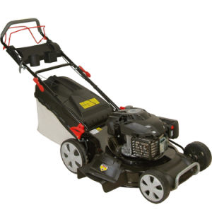 18inch Self-Propelled Lawn Mower with Subaru Engine pictures & photos