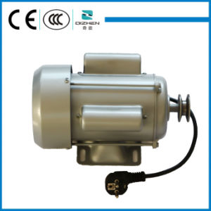 YL single phase motor with pulley pictures & photos