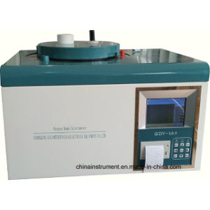 Gdy-1A+ Hot Sale Automatic Coal Oxygen Bomb Calorimeter pictures & photos