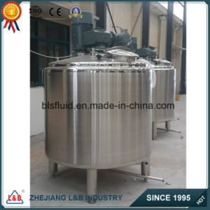 Industrial Shower Gel Making Machine/Homogenizing Mixer pictures & photos