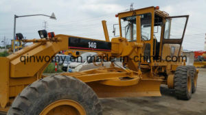 Free-Yellow-Repaint Used 40hq-Container-Packing 40~400ton/H 2008 USA-Make Caterpillar 14G Motor Grader pictures & photos