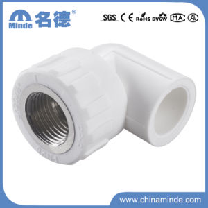 PPR Female Elbow Type a Fitting for Building Materials pictures & photos