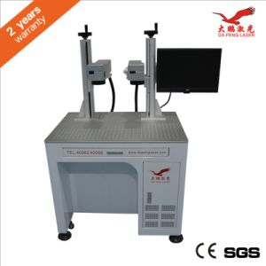 Multiple Head Laser Marking Engraving Machine pictures & photos