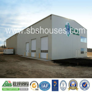 Mobile House Steel Construction Building for Garage or Storage pictures & photos
