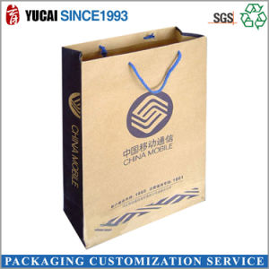 Printed Paper Bag Advertising Bag Kraft Paper Bag pictures & photos