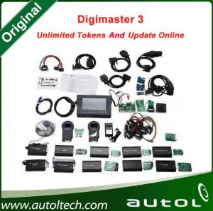Digimaster 3 Digimaster III Original Odometer Correction Master with Unlimited Tokens pictures & photos