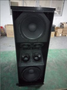 "1000W 2*12"" 8ohm Used Mini Line Array Speaker Stand pictures & photos"