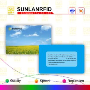 Sunlanrfid Factory Direct Sale RFID Card/Smart Card/PVC ID Card/Paper Ticket Card for Mobile Payment/Access Control From Professional Suppliers China pictures & photos