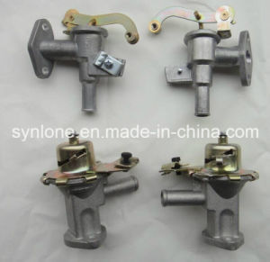 Steel Fabrication Casting and Stamping Auto Parts, Mini Heater Valve Adu9102 Type Assembly Parts pictures & photos