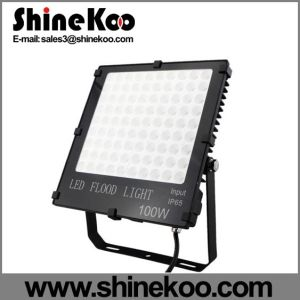 Die-Casting Aluminium 100W LED Floodlight pictures & photos