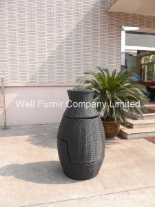3-PC Garden Patio Set/ Garden Chair/ Rattan Patio Chair pictures & photos