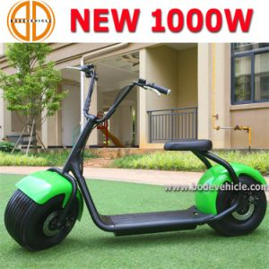 Bode 1000W Electric Moped Scooter Harley with Lithium Battery pictures & photos