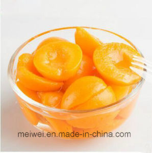 Hot Selling Canned Apricots in Light Syrup pictures & photos