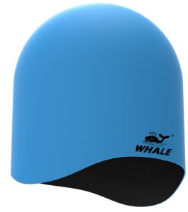 2015 Best Seller Silicone Professional Competitive Waterproof Swimming Caps (CAP-1804) pictures & photos