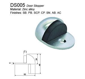 Zinc Alloy Door Stopper Rubber Stopper pictures & photos