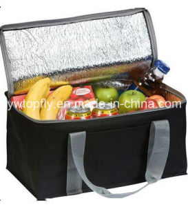 Customized Nonwoven Ice Cooler Bag Thermal Insulation Picnic Lunch Bag pictures & photos