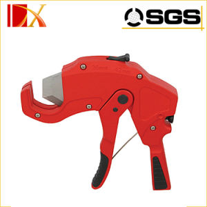 Stainless Iron and Polished PVC Pipe Cutter
