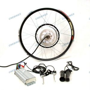 48V or 60V 1500W Rear Wheel Electric Bike Conversion Kit pictures & photos
