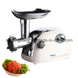 Electric Meat Grinder with Reverse Function, Sf200-603. pictures & photos