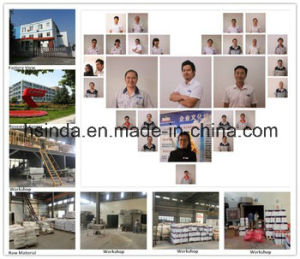 Factory Price Good Weatherability Metallic Polyester Powder Coating pictures & photos
