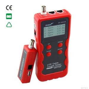 Multifunction Cable Fault Tester Cable Length Measurement